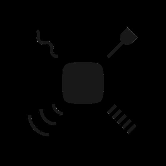 Wykorzystuje 4 niezależne kanały komunikacji.