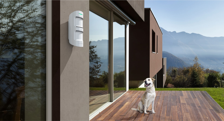 MotionProtect Outdoor.