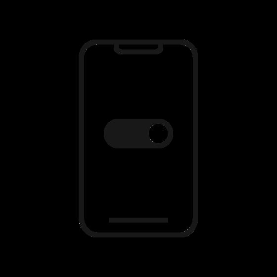 Włącza i wyłącza urządzenia za pomocą aplikacji.