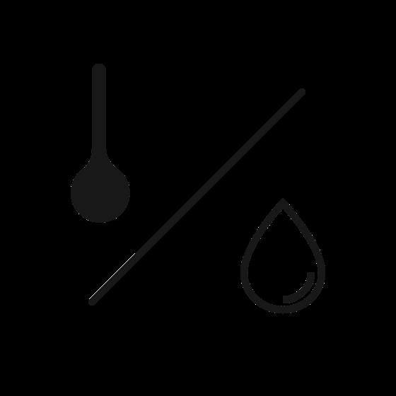 Działa w temperaturze od + 50°C do -25°C i wilgotności do 75%