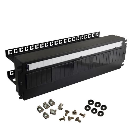 Akcesoria montażowe dołączone do panelu ARADIN1.