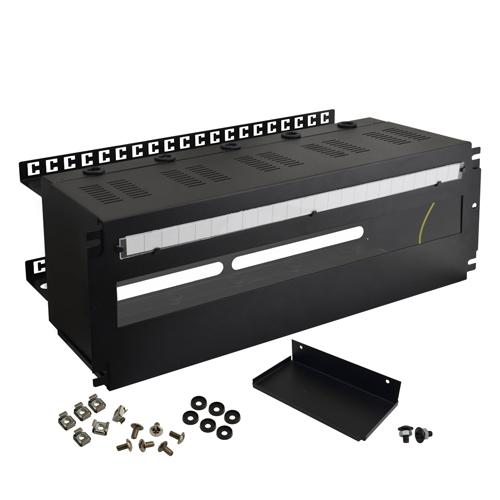 Akcesoria montażowe dołączone do panelu ARADIN3.