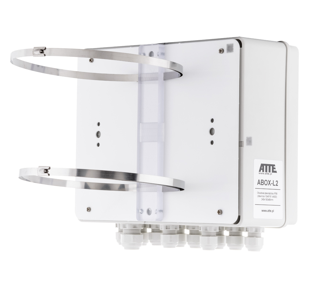 Adapter ADD-PMAL z obudową ABOX-L2.