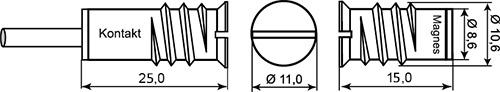 Wymiary EC-925.