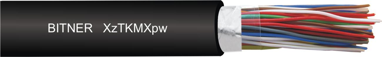 Kabel telekomunikacyjny miejscowy parowy Bitner XzTKMXpw