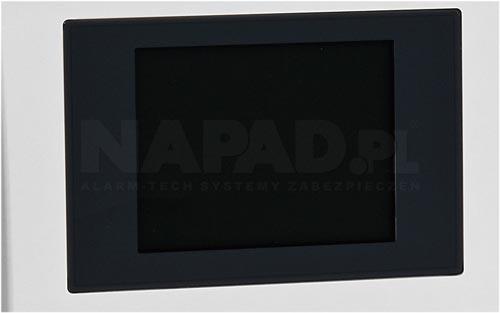 CDV-35A / CDV-35A (DC) - Wyświetlacz w monitorze wideo domofonowym.