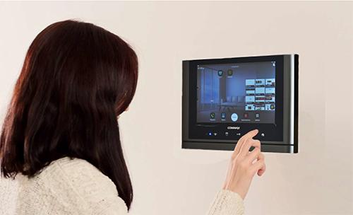 CIOT-1020M - Wideomonitor Commax do rozmów wideo.
