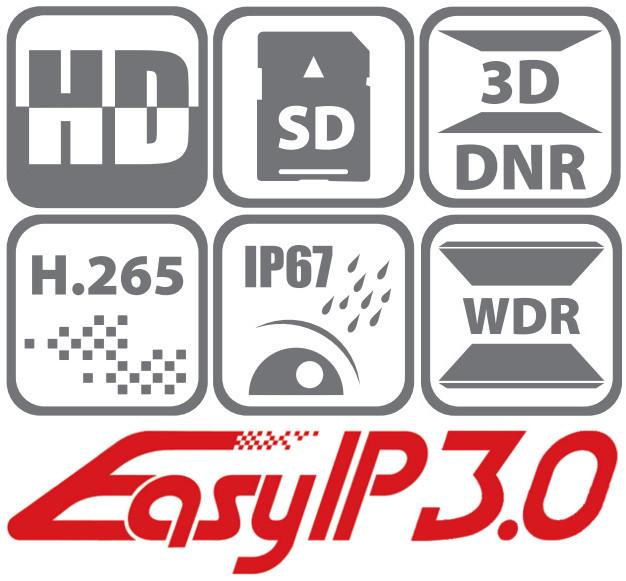 DS-2CD2T65FWD-I5/I8 - Najważniejsze cechy kamery.