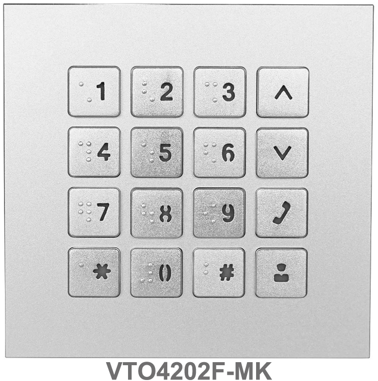 Moduł klawiatury VTO4202F-MK