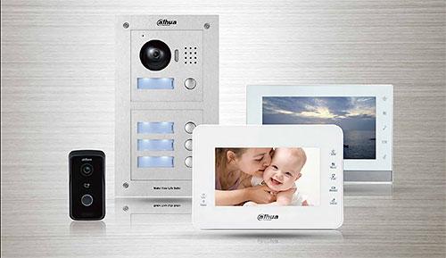 TCP/IP Video doorphone by Dahua