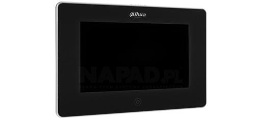 """VTH5221DW / VTH5221D - 7"""" ekran pojemnościowy w rozdzielczości 1024x600px."""