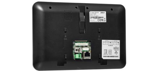 VTH1560B - Złącza połączeniowe monitora IP Dahua.