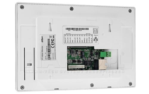 VTH1510CH - Integracja z systemem alarmowym.