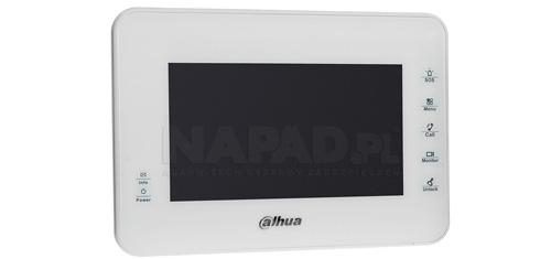 """VTH1560BW - 7"""" ekran pojemnościowy w rozdzielczości 800x480px."""