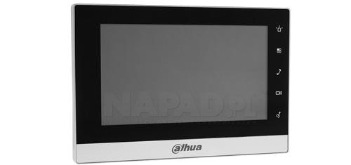 """VTH1510CH - 7"""" ekran oporowy w rozdzielczości 800x480px."""