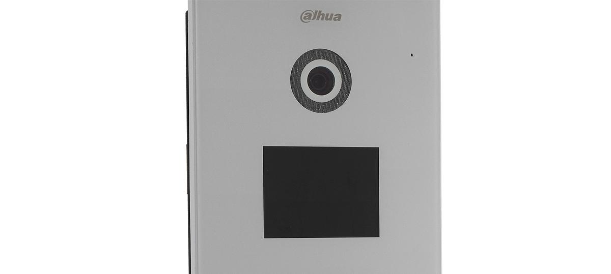 VTO1220BW - Wbudowany moduł kamery 1.3Mpx w panelu Dahua.