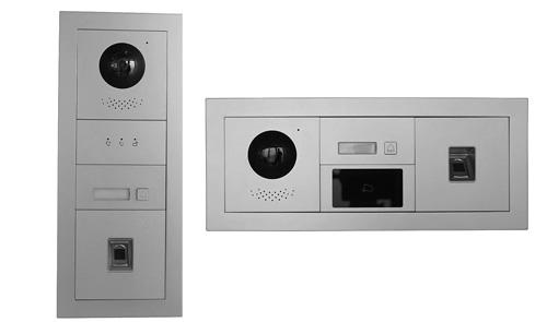 Wariant instalacyjny systemu na 3 moduły.