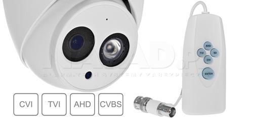 DH-HAC-HDW1200EM-A-0280B - Wiele standardów wizji