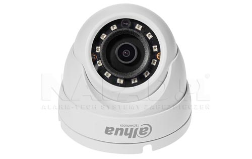 DH-HAC-HDW1220MP-0280B - Kamera z wbudowanym obiektywem 2.8mm