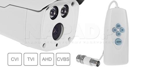 DH-HAC-HFW1500D-0360B - Wiele standardów wizji.