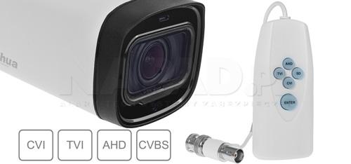HAC-HFW1400R-Z-IRE6-2712 - Praca kamery w różnych systemach wizji.