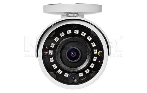 DH-HAC-HFW1400S-0280B / DH-HAC-HFW1400S-POC-0280B - Wbudowany oświetlacz IR LED.