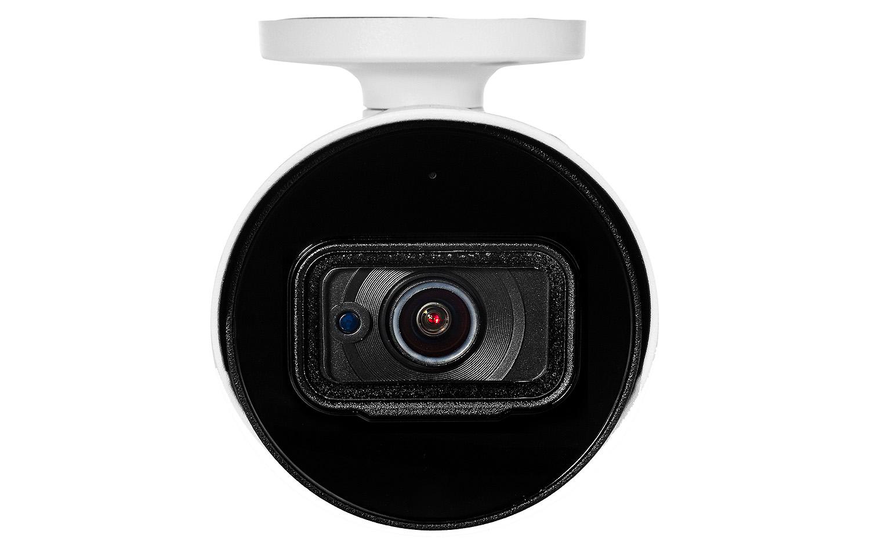 Przedni wygląd kamery bullet HDCVI Dahua.