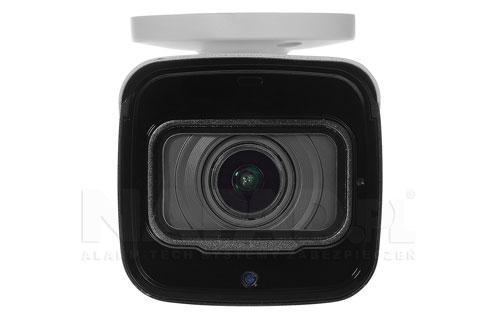 DH-HAC-HFW2241T-Z-A-27135 - Wbudowany obiektyw typu motozoom w kamerze Analog HD.