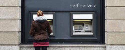 Przykładowe zastosowanie - bankomat.