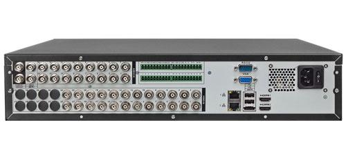 DH-HCVR5824S-S2 - Tylny panel rejestratora HCVR