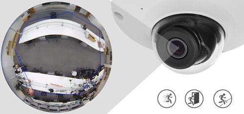 DH-IPC-EB5531 - Inteligentna analiza detekcji obrazu.