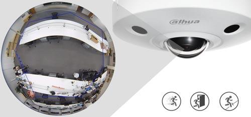 DH-IPC-EBW81230 - Inteligentna analiza detekcji obrazu.