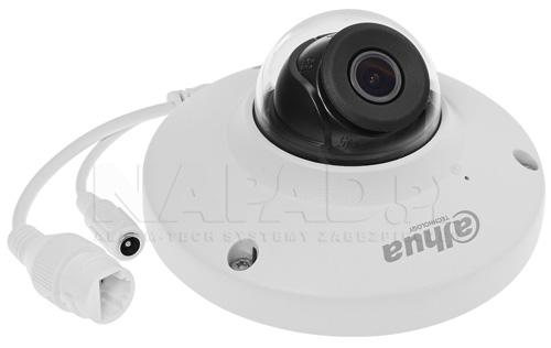 Wysoka jakość obudowy kamery IP Dahua Eco Savvy.