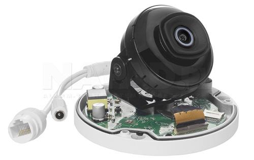 Slot karty pamięci w kamerze IPC Lite Dahua.