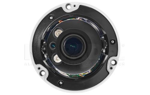 DH-HAC-HDBW2501R-Z-27135 - Wygląd kamery dome Analog HD Dahua po zdjęciu obudowy.
