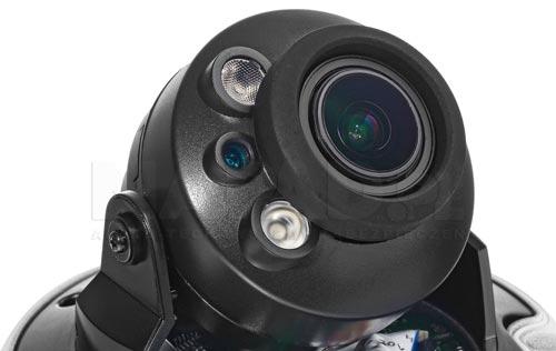 DH-HAC-HDBW2501R-Z-27135 - Oświetlacz podczerwieni w kamerze Analog HD.