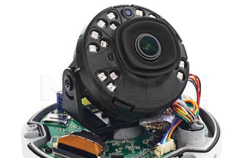 DH-IPC-HDBW4631E-ASE-0280B - Nowoczesna kamera Dahua z wbudowanym oświetlaczem IR.