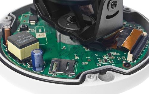 DH-IPC-HDBW4831E-ASE-0400B - Slot kart microSD w kamerze IP Dahua.
