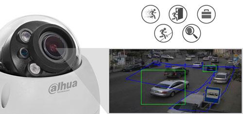 DH-IPC-HDBW5231R-ZE-27135 - Inteligentna analiza detekcji obrazu.