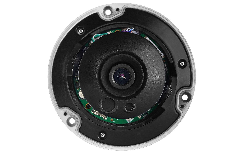 Wygląd kamery dome IP Dahua.