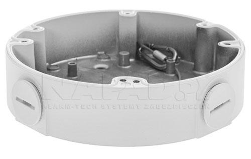 DH-IPC-HDBW81230EP-ZH - Podstawa montażowa w zestawie z kamerą.