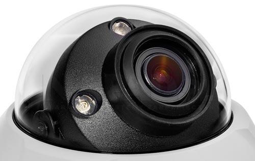 DH-IPC-HDBW8231EP-ZH - Nowoczesna kamera Dahua z wbudowanym oświetlaczem IR Black Glass.