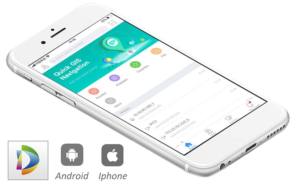 Aplikacja mobilna DSS.