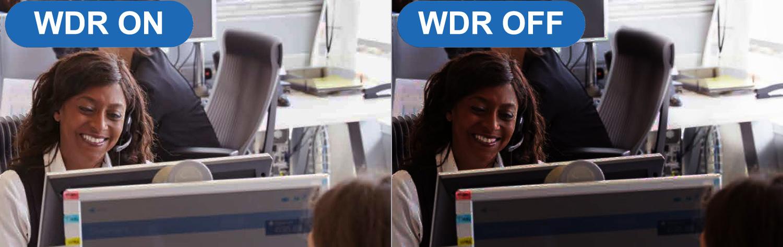 Poszerzony zakres dynamiki - WDR.