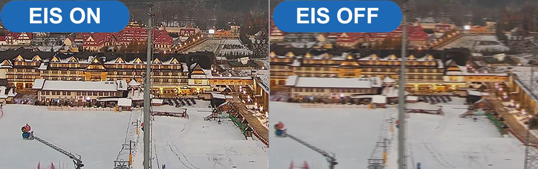 Elektroniczna stabilizacja obrazu - EIS.