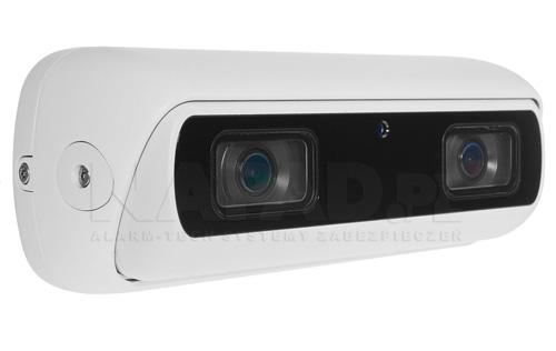 System optyczny kamery IPC Dahua.