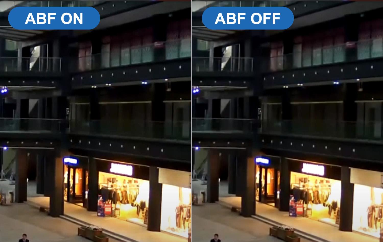 Funkcja Auto Back Focus - ABF