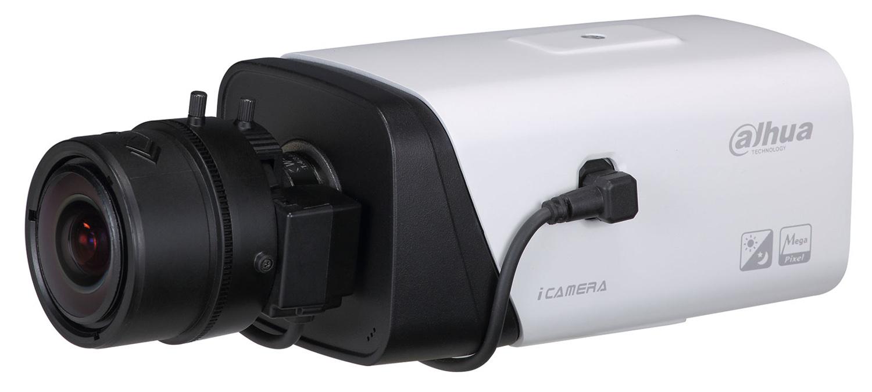 Kamera Dahua w obudowie box z mocowanie obiektywu typu C / CS