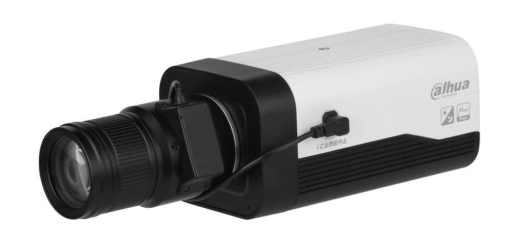 Kamera Dahua w obudowie box z mocowanie obiektywu typu C / CS.