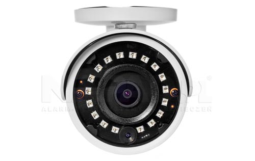 DH-IPC-HFW1230SP-0280B - Nowoczesny oświetlacz w kamerze IP Dahua.